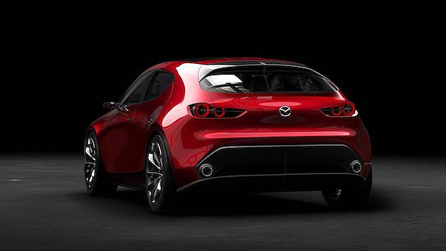 Premières impressions du prototype de la Mazda3 2019  Une-no10