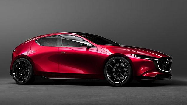 Premières impressions du prototype de la Mazda3 2019  Une-no12