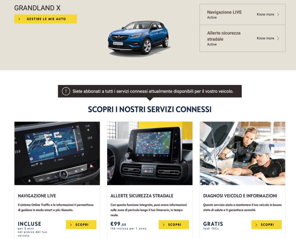 Servizio Opel Connect - Pagina 6 Scherm41