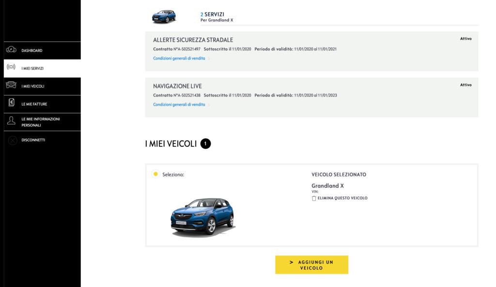 Servizio Opel Connect - Pagina 6 Scherm42