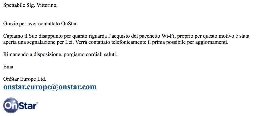Connessione Wi-Fi in auto Senza_36