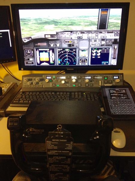 [COMPRO] MCP Virtual Avionics ou CPFlight, Saitek Yoke, EFIS 10208610