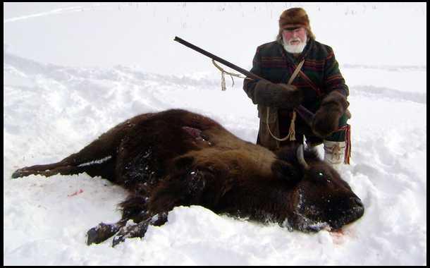 My new Birthday rifle Buffal13