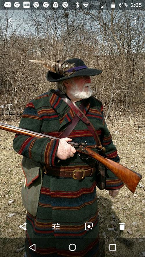 My new Birthday rifle Newgun12