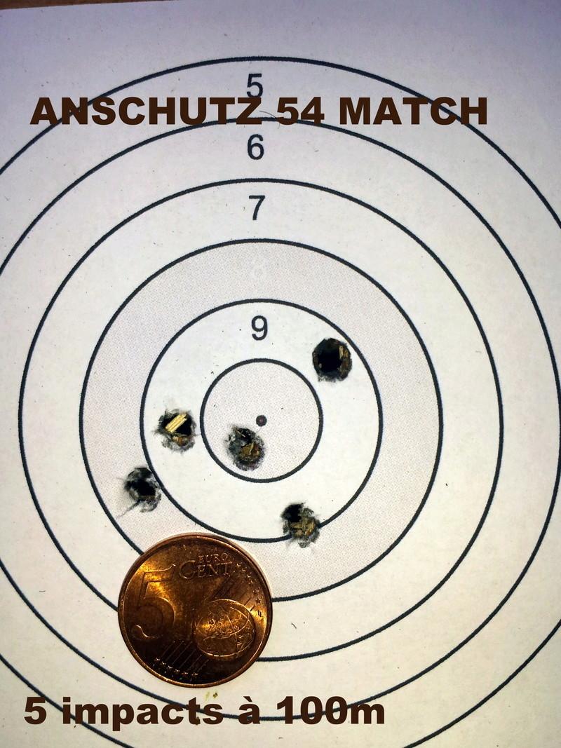 Anschutz match 54 .22lr - 50m  - Page 2 20180313