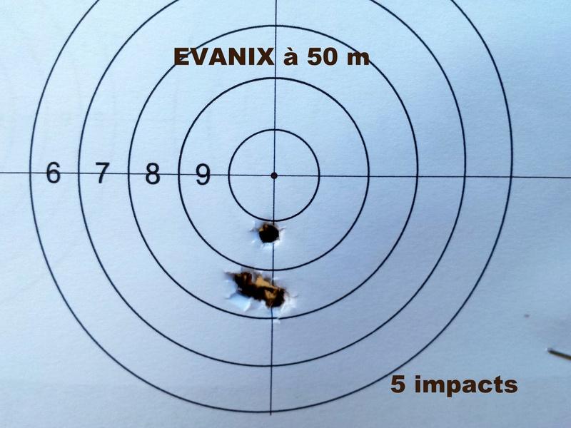 Modification Evanix Blizzard calibre 5.5 20180326