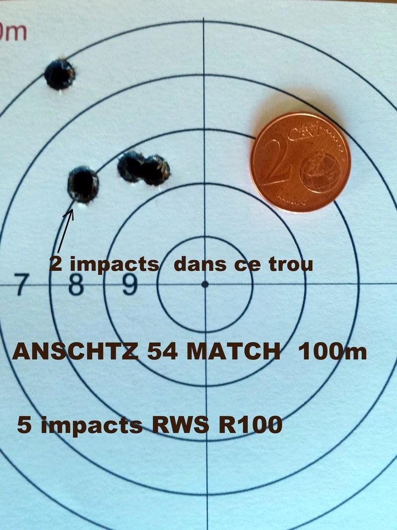 Anschutz match 54 .22lr - 50m  - Page 2 20180331