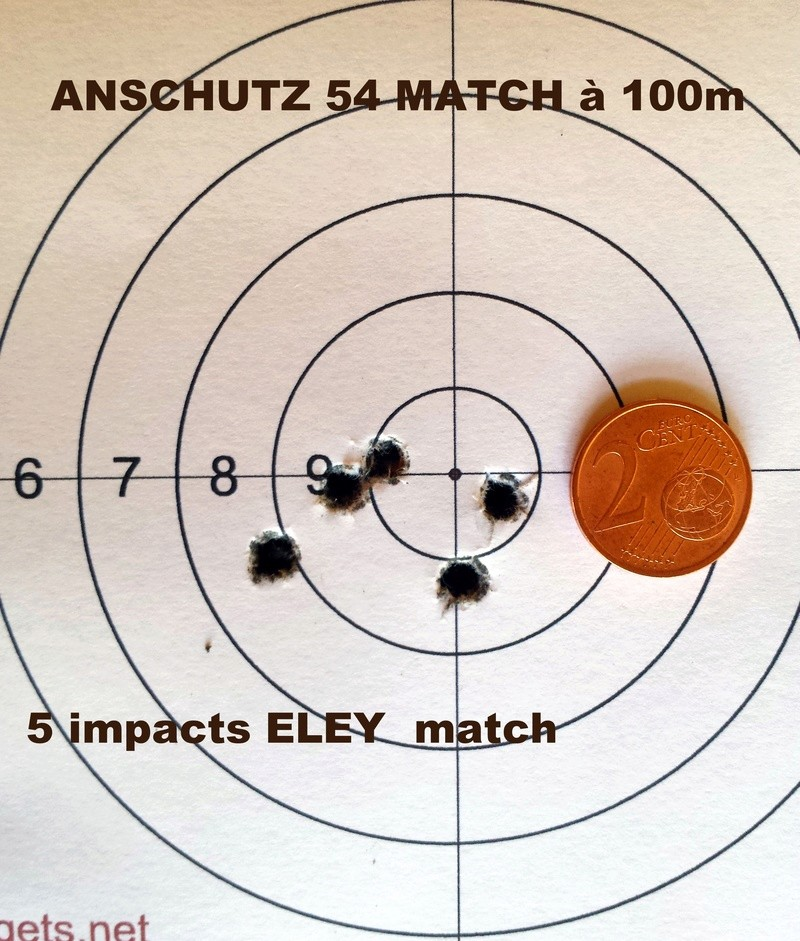 Anschutz match 54 .22lr - 50m  - Page 2 20180332