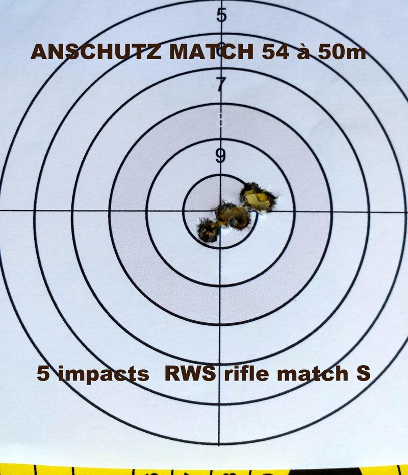 Anschutz match 54 .22lr - 50m  - Page 2 20180333
