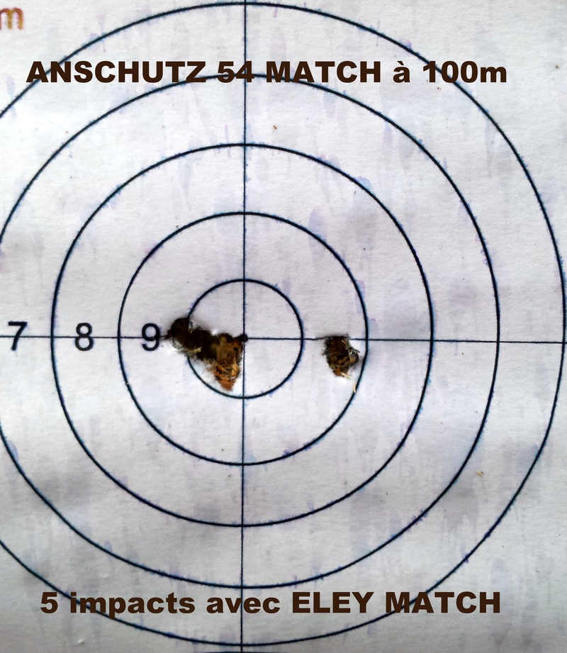 Anschutz match 54 .22lr - 50m  - Page 2 20180336