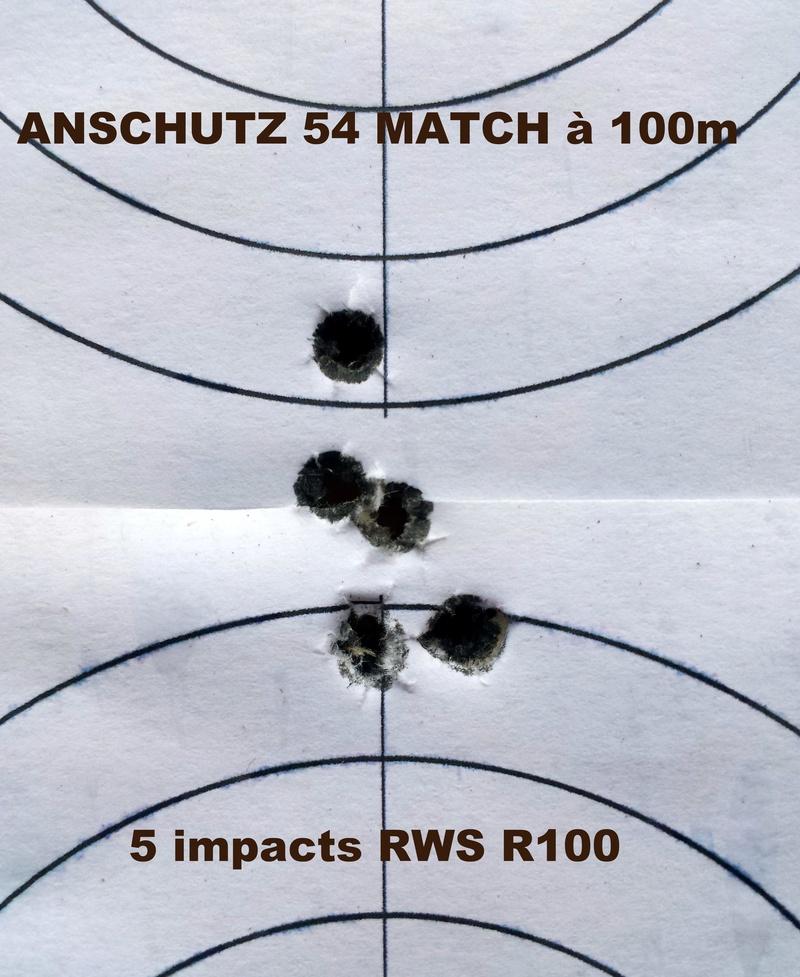 Anschutz match 54 .22lr - 50m  - Page 2 20180339
