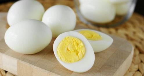 قوة رجيم البيض المسلوق لخسارة الوزن بسرعة 1122