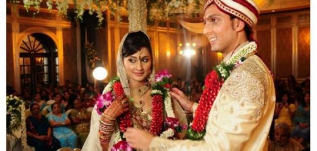 عادات وتقاليد الزواج في الهند 137