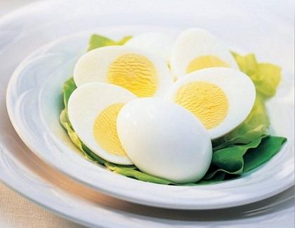 قوة رجيم البيض المسلوق لخسارة الوزن بسرعة 2106