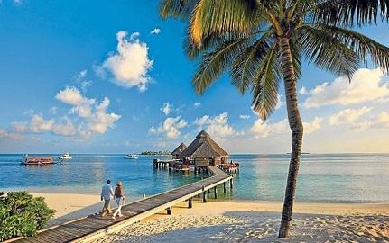 هنا تقع جزر المالديف شهر العسل 2137