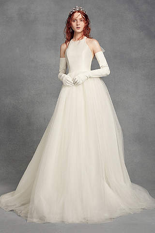 فساتين زفاف 2018 2165