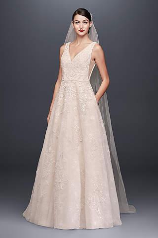 فساتين زفاف 2018 2416