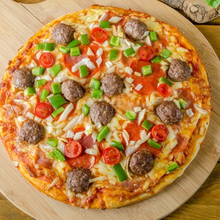 اسهل طريقة لتحضير البيتزا 315