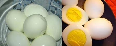 قوة رجيم البيض المسلوق لخسارة الوزن بسرعة 494