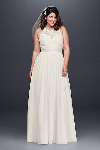 فساتين زفاف 2018 5011