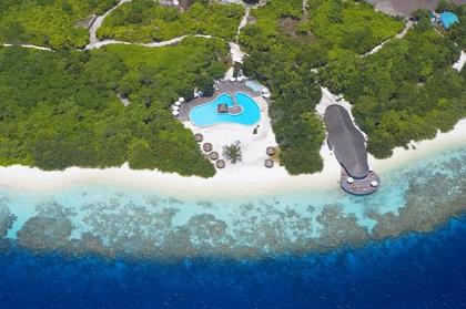 هنا تقع جزر المالديف شهر العسل 664