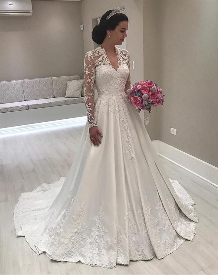 فساتين اعراس 2018 848