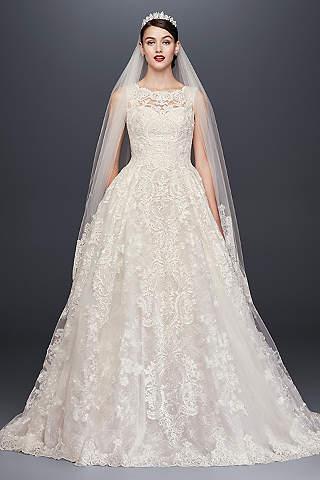 فساتين زفاف 2018 935