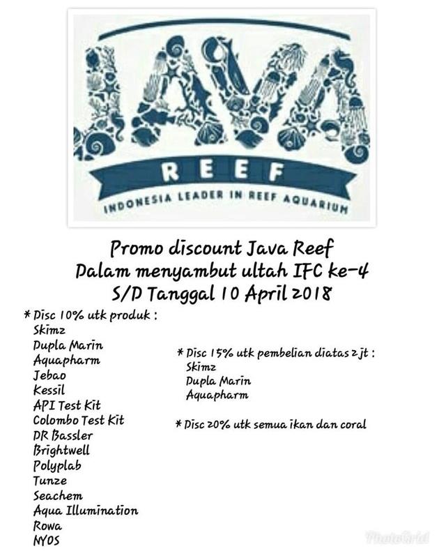 Discount java reef Kkkk11