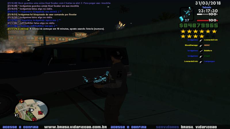 fdp atrapalhando invasoa Sa-mp-20