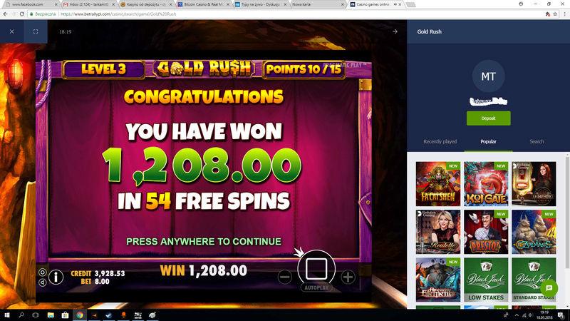 Screenshoty naszych wygranych (minimum 200zł - 50 euro) - kasyno - Page 7 Goldru10