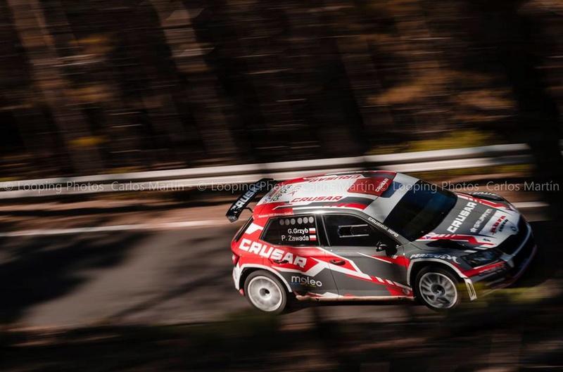 FIA European Rally Championship: Temporada 2018 - Página 3 18301410