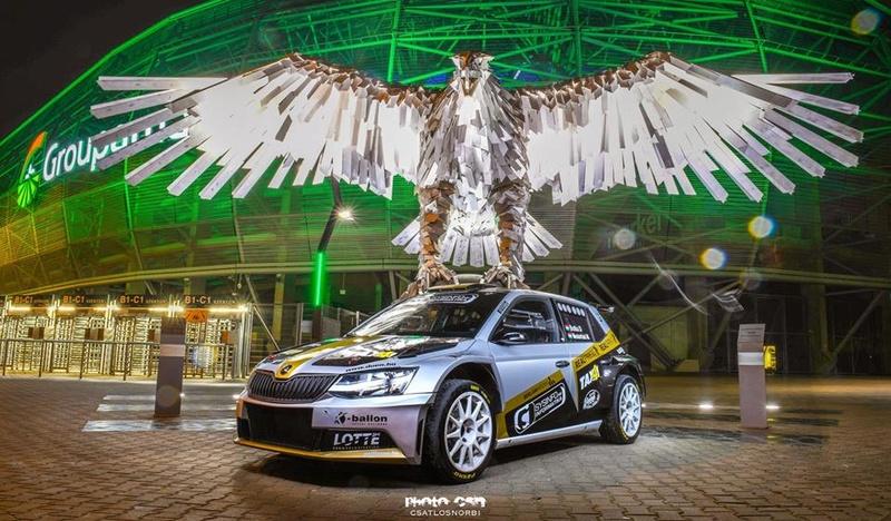 FIA European Rally Championship: Temporada 2018 - Página 3 28059110