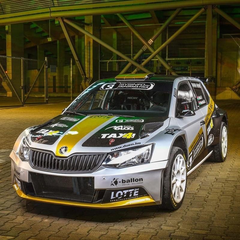 FIA European Rally Championship: Temporada 2018 - Página 3 28279210