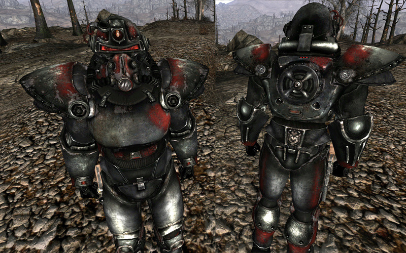 Favorite armor in the Fallout Franchise? - Page 6 T51b10