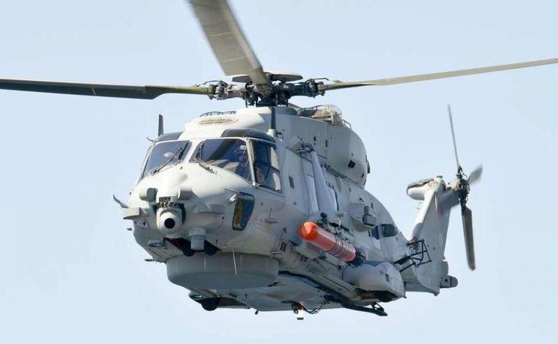 طائرتي هليكوبتر مضادة للغواصات NH90 NFH للمغرب عما قريب 20130910