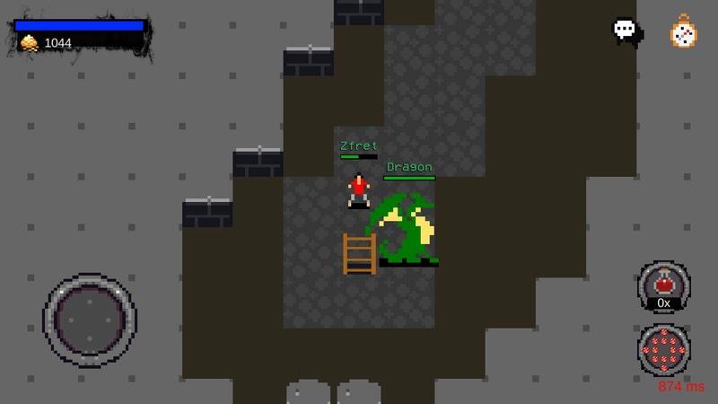 Darkan MMORPG - Mobile Imagem10