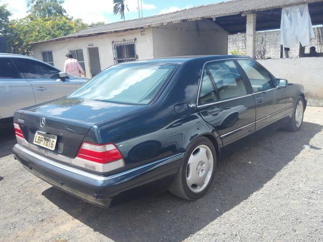 Vende-se Mercedes S600 ano 1997 160bx110
