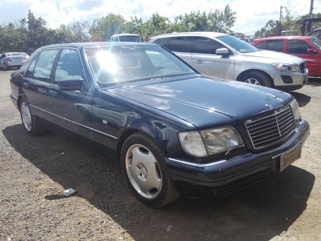 Vende-se Mercedes S600 ano 1997 30bl1710