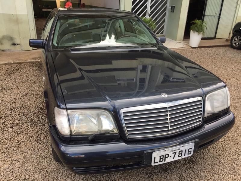 Vende-se Mercedes S600 ano 1997 6cbb4b10