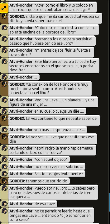 [Roleo de Ossus] La Herencia  218