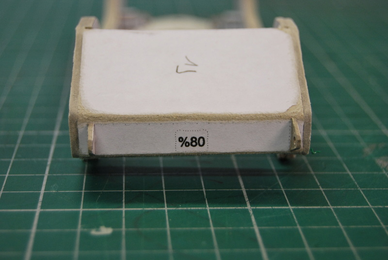 Liebherr L 586 2 plus 2 wiellader schaal 1.25 gebaut von luc1 0810