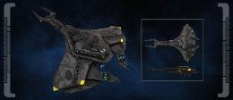 Damar-class Cardassian Intel Science Dreadnought [T6]