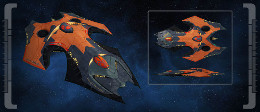 Klein Temporal Destroyer (T6)