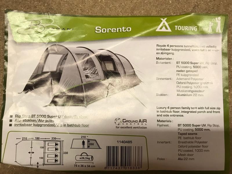 Vends Tente BARDANI SORENTO Img_2910