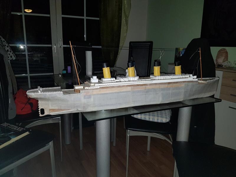 Titanic 1:250 20180111