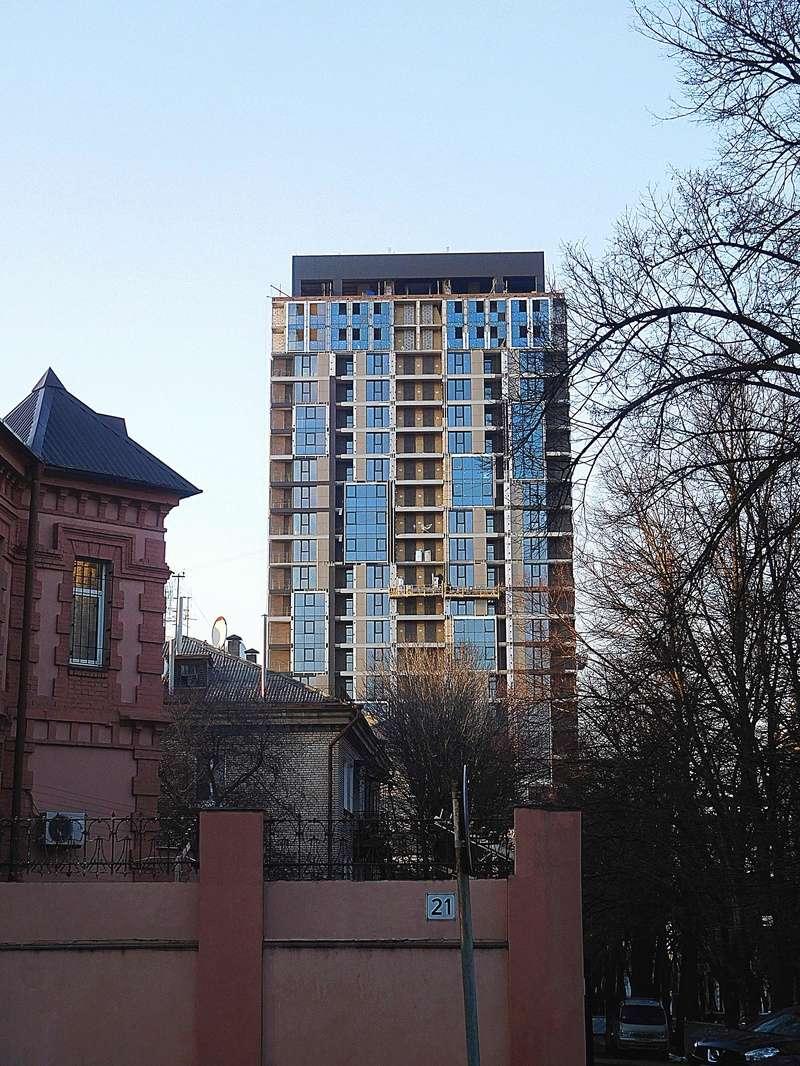 ЖК Новодворянский | 20-26 эт. | 2020 строится Dscn0427