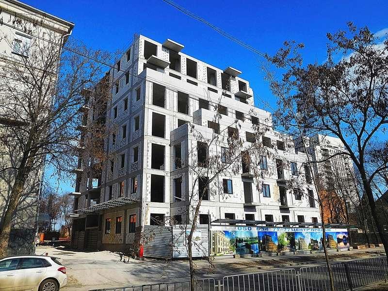 ЖК Central Park   10 эт.   2020 строится Dscn1012