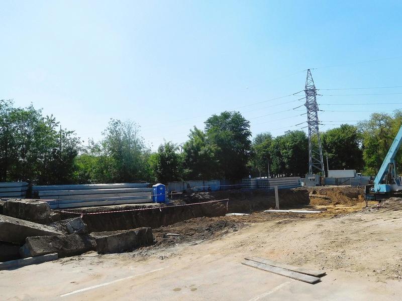ЖК Грани | 20-25 эт. | 2021 строится Dscn2033