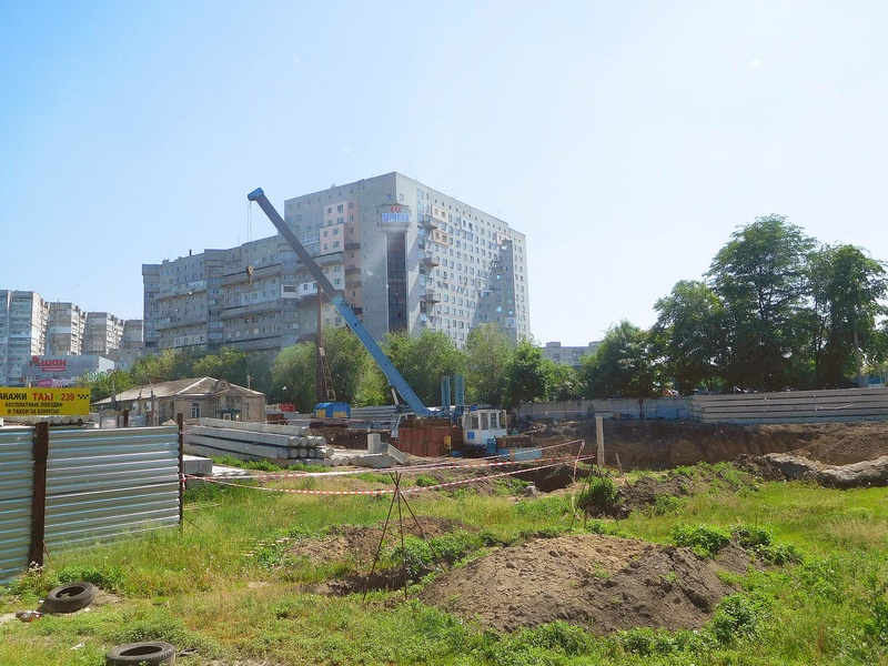 ЖК Грани | 20-25 эт. | 2021 строится Dscn2036