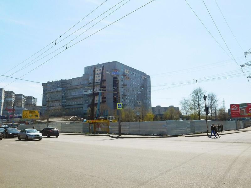 ЖК Грани | 20-25 эт. | 2021 строится Dscn8447